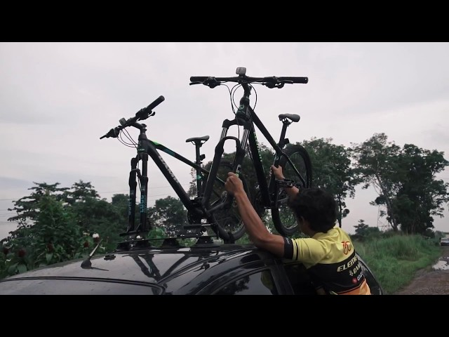 BIKE CARRIER BY ION | Alat Angkut Sepeda di Mobil