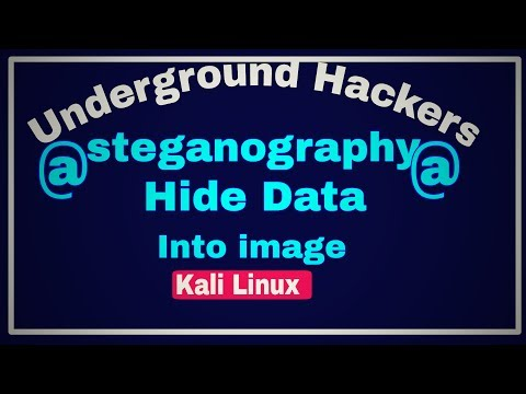 How To Hide Any Data Into Images On Kali Linux 2017  1