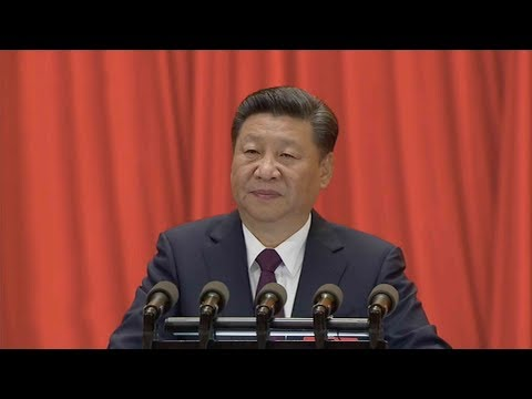 Xi Jinping's report at 19th CPC National Congress
