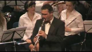 Limena glazba Pazin - Suita za klariner i orkestar