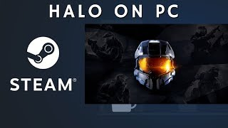 Microsoft Store & Halo on STEAM!!!