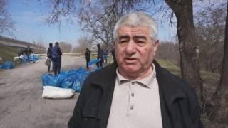 Таганрогские азербайджанцы присоединились к общегородской акции «Чистый Таганрог»