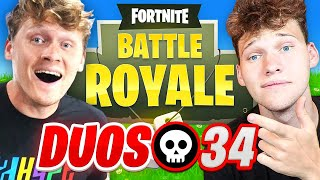 Jesser and Jiedel - Brother Fortnite Challenge