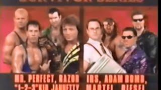 WWF Survivor Series 1993 Review