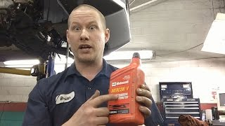 Ford Transmission Tips: #4 Mercon V in Your Transfer Case= BOOM?