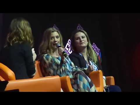 Game Of Thrones - Painel com Natalie Dormer e Estande HBO na CCXP 2016 (Comic Con Experience)