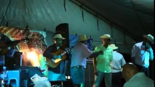 Fiesta de LINDA ROJAS  30-12- 2014 Tarde de cantaderas  Controversia