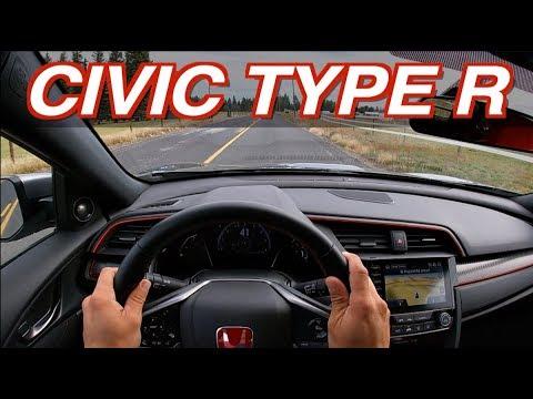 POV Drive & Review: 2019 Honda Civic Type R on Everyman Driver