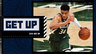 Giannis has 'reinvented himself as a player in the playoffs' - Zach Lowe