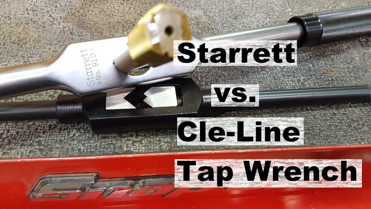 Starrett 91C Tap Wrenches