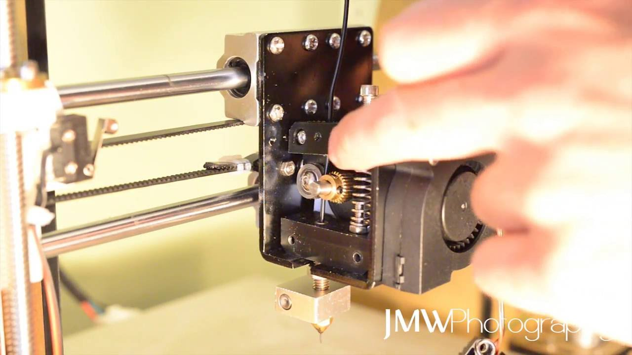 Changing Loading Filament Anet A8 3d Printing Tutorial How Camt Launching Firstever Printer For Printed Circuit Board To Youtube