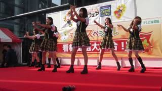 関西のケーブルテレビを応援するため、関西出身の女の子6人(上原ありさ...