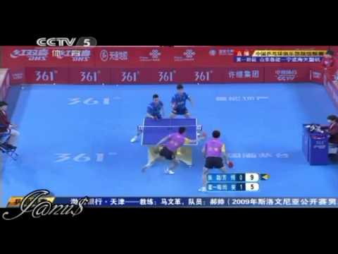 2012 China Super League: Fang Bo / Zhang Chao - Yan An / Zhai Yiming [Full*/Short Form]