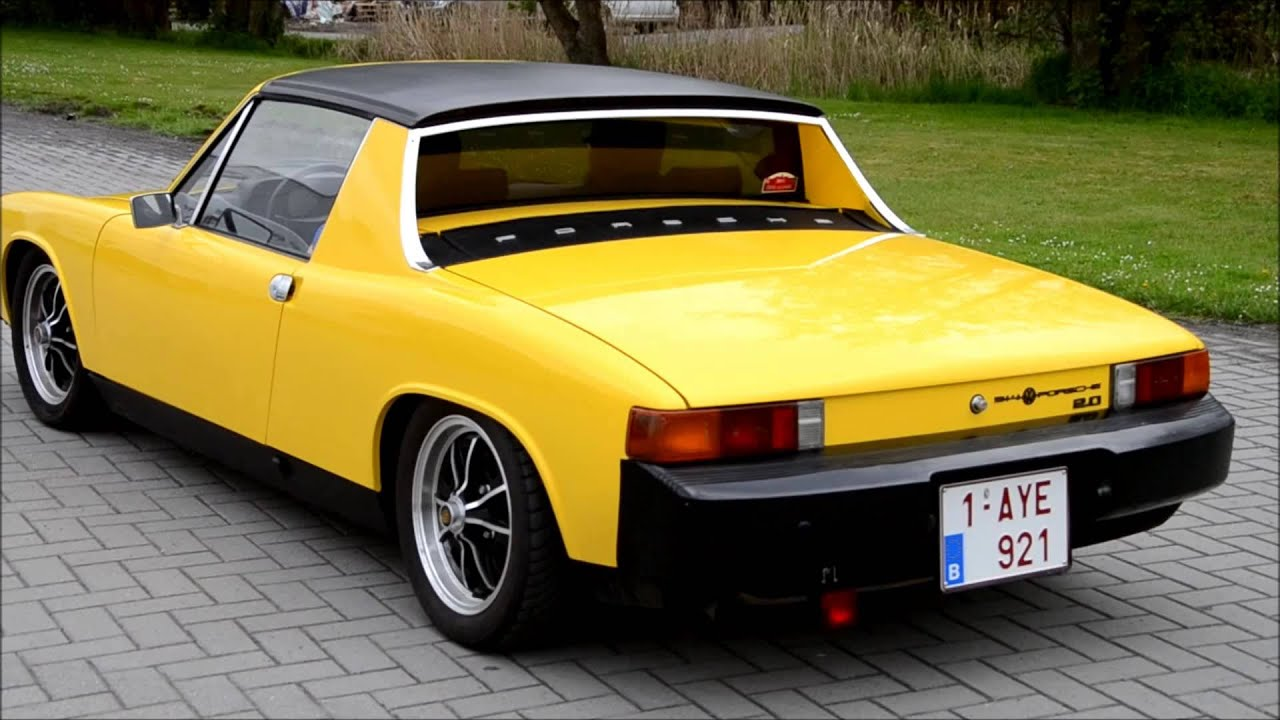 porsche 914 2 0 vandenberghe classics roadtour youtube. Black Bedroom Furniture Sets. Home Design Ideas