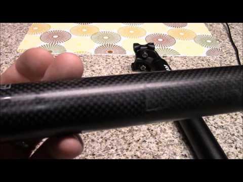 Dangers of carbon fiber bike seat-posts