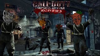 Halloween Map! - (Cod Waw Funny Moments)