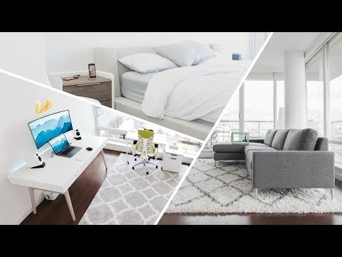 MY MODERN APARTMENT TOUR (2018)