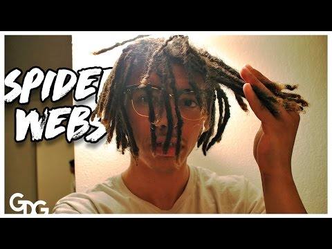 Spiderweb Dreadlocks