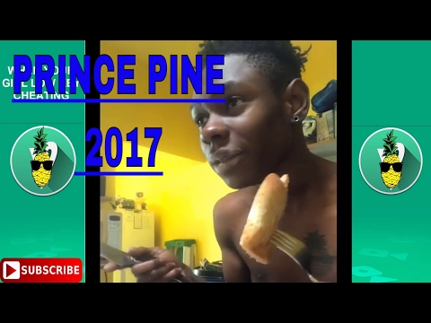 PRINCE PINE 2017 VINES | TRY NOT TO LAUGH