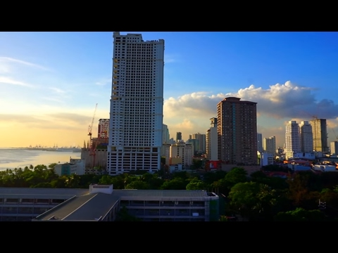 50th Floor Roof Deck Grand View Manila