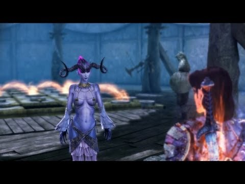 Dragon Age: Origins. Каменная пленница. Часть 1