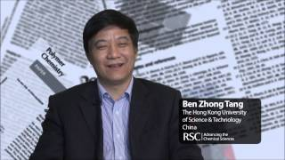Ben Zhong Tang Reveals His ChemComm Discovery