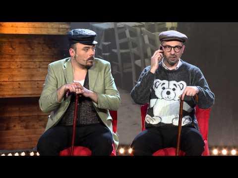 Kabaret Młodych Panów - Trafiona dziesiątka RMF FM (Official HD, 2015)