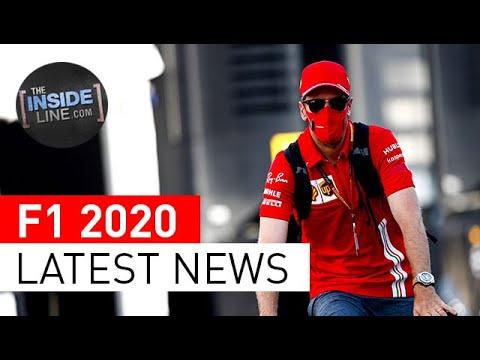 LATEST F1 NEWS: Vettel, Perez, Mugello, Schumacher and Piastri