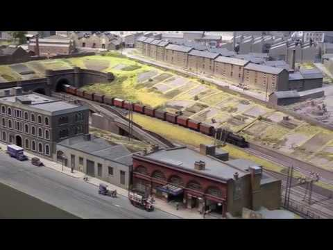 Copenhagen Fields 2mm Finescale Model Railway