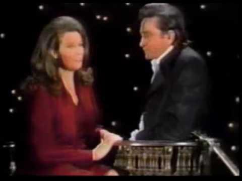 Johnny Cash And June Carter Cash Jackson Turn Around I