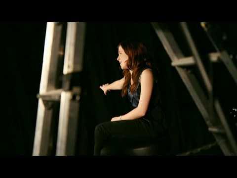Amy Diamond - Inteview (Melodifestivalen 2009)