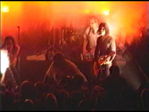 A Night of Nothing: Marilyn Manson Live at Irving Plaza, September 1996 (2/2)