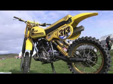 Classic Dirt Bikes 1981 250 Maico Twinshocker