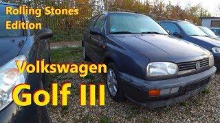 Volkswagen Golf 3 // Автомобили в Германии / Видео