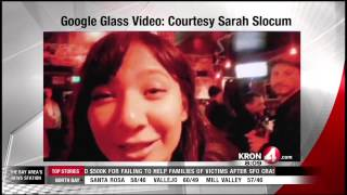 Tech Report: Google Glass User Gets Unwanted Attention