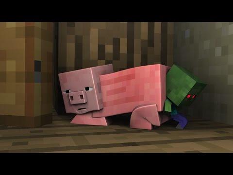 Monster School Minecraft (Preschool) and Herobrine's Cat - Minecraft Animations