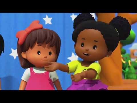 Little People 🎵 Adventure Time! 🎵 Songs for Children | Cartoons for Children