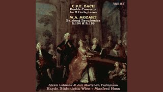Provided to YouTube by Believe SAS Concerto for 2 Harpsichords, Str...