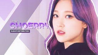 "LOONA/Choerry (이달의 소녀/최리) ""[X X]"" Album Distribu…"