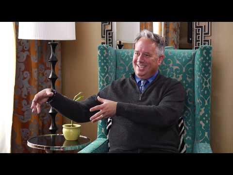Eugene Ebner Shares with Peter John Hughes