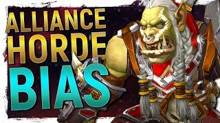 Bias?! Alliance & Horde Favouritism In World Of Warcraft - Is It Really A Th