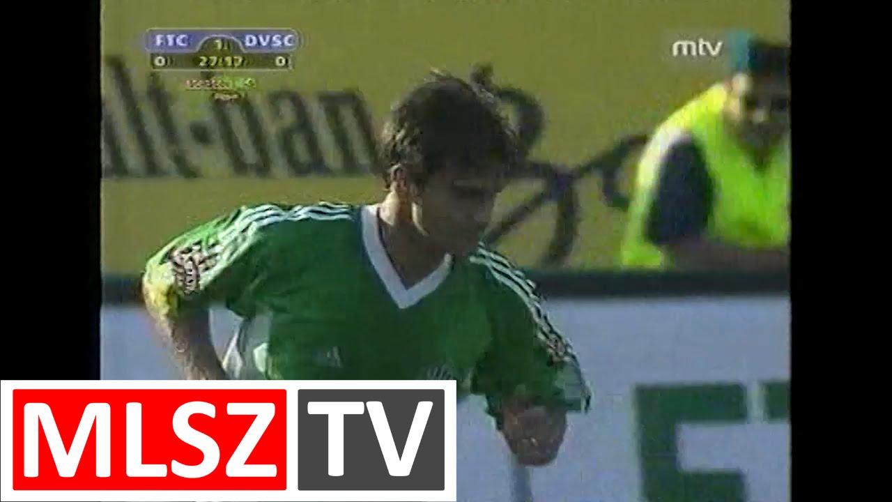 Ferencváros-Debrecen | 0-0 | 2003. 05. 30 | MLSZ TV Archív