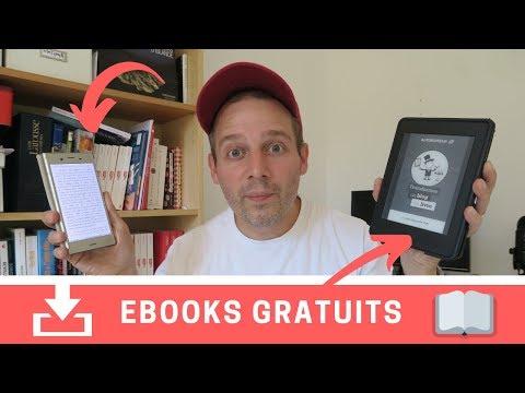 Ebook Gratuit : 5 Techniques Légales Pour Télécharger Des Livres En 2019