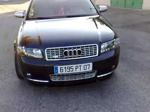 Tuning audi a4 s line rs4 armenian kayfer valence youtube for S line exterieurpaket a4