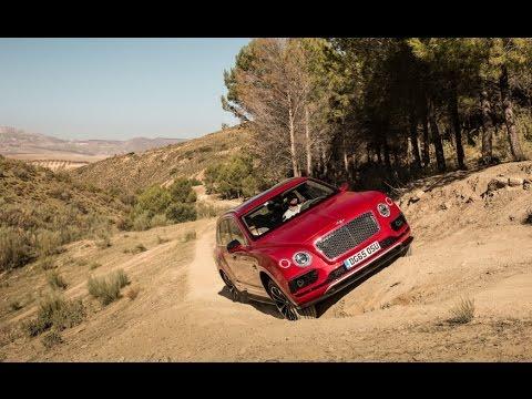 Bentley Bentayga 2017 Car Review