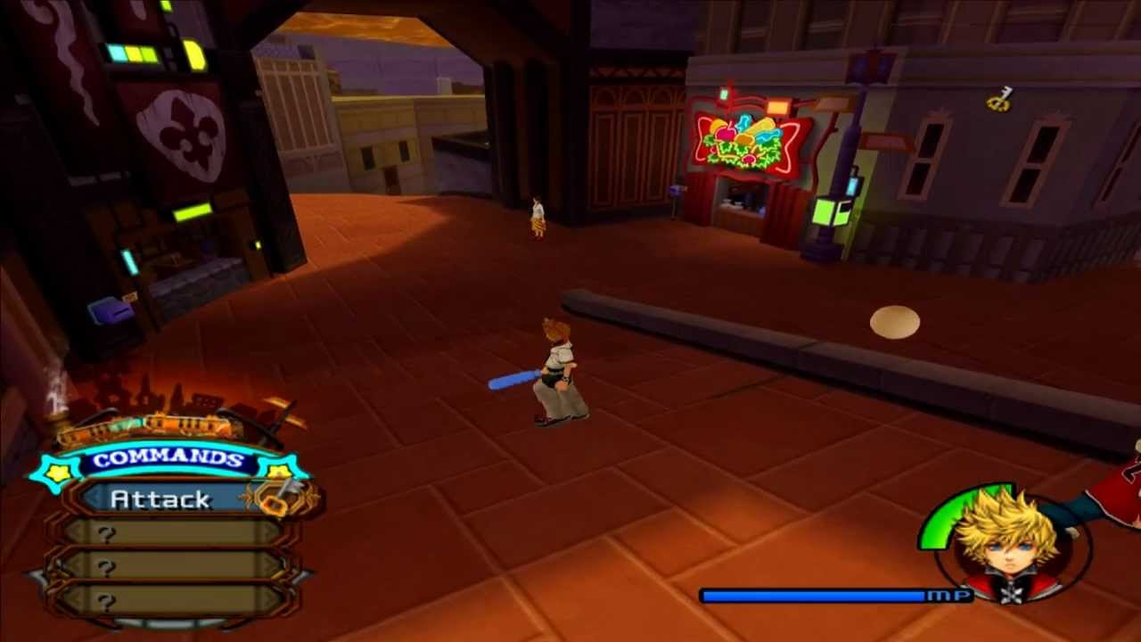 kingdom hearts 2 glitches