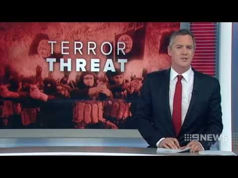 Terror Threat | 9 News Perth