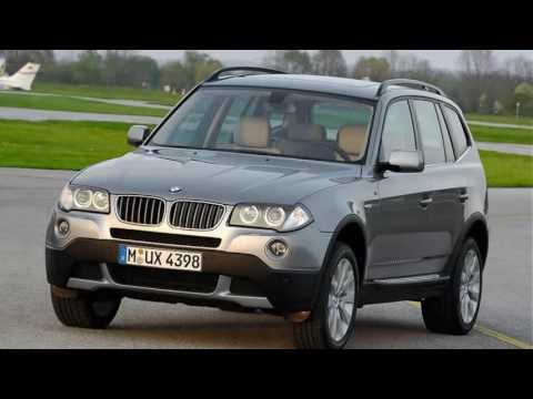 [Hot News] BMW X3 Review
