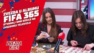 ZVEZDA U ALBUMU 365 (2020) - OTVARALI SMO KESICE NA ZVEZDINOJ TELEVIZIJI