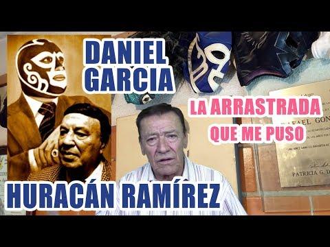 HURACAN RAMIREZ LA ARR4STRADA QUE ME PUS0 /DANIEL GARCIA